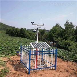 草莓园农业小气候观测站