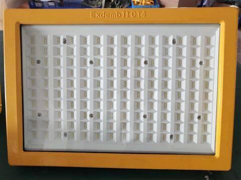 喷漆房化工厂300W免维护LED防爆射灯壁式