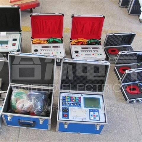 变频谐振耐压试验装置试验方案