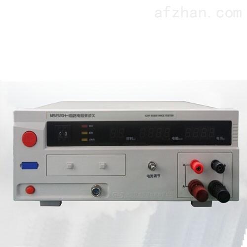 智能回路电阻测试仪坚固耐用