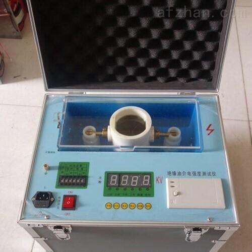 绝缘油介电强度测试仪方便高效