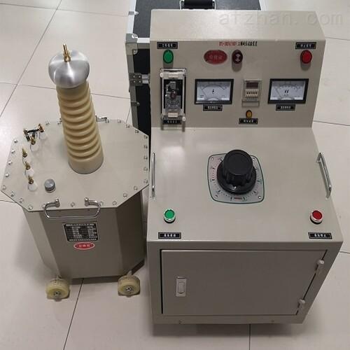 工频耐压试验装置成熟品质