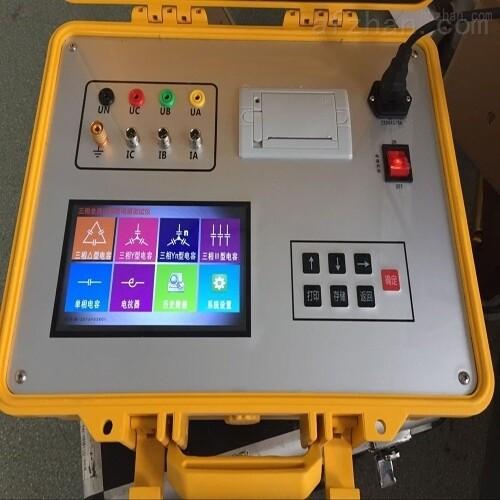 全自动电容电感测试仪结构精美