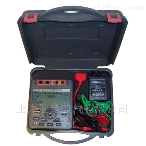 YTC2670数字式绝缘电阻测试仪/兆欧表