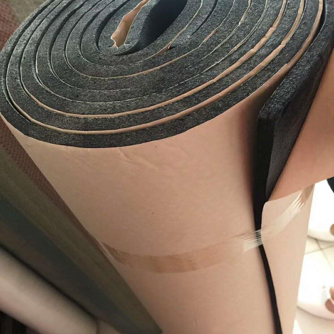 貼箔橡塑板
