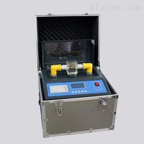 精密型绝缘油介电强度测试仪
