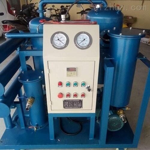 高品质高效真空滤油机价格优惠