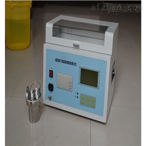 绝缘油耐压测试仪高效率装置