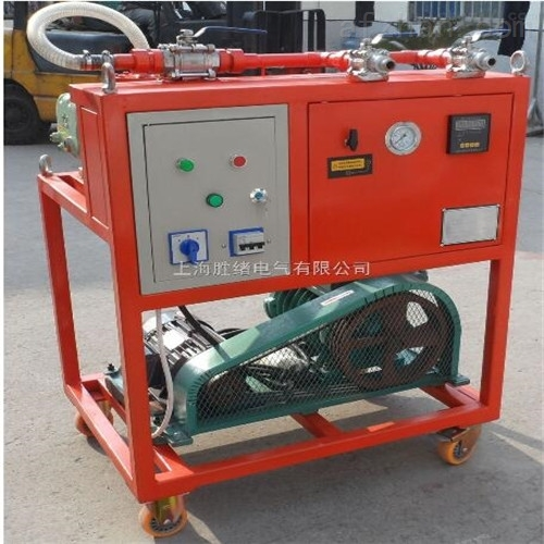 上海SF6气体抽真空充气装置