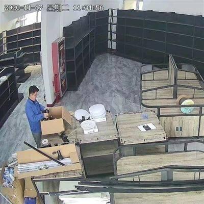 音频高清球型网络摄像机-上海监控安装