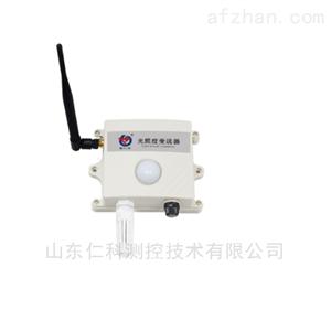 无线电光照度变送器