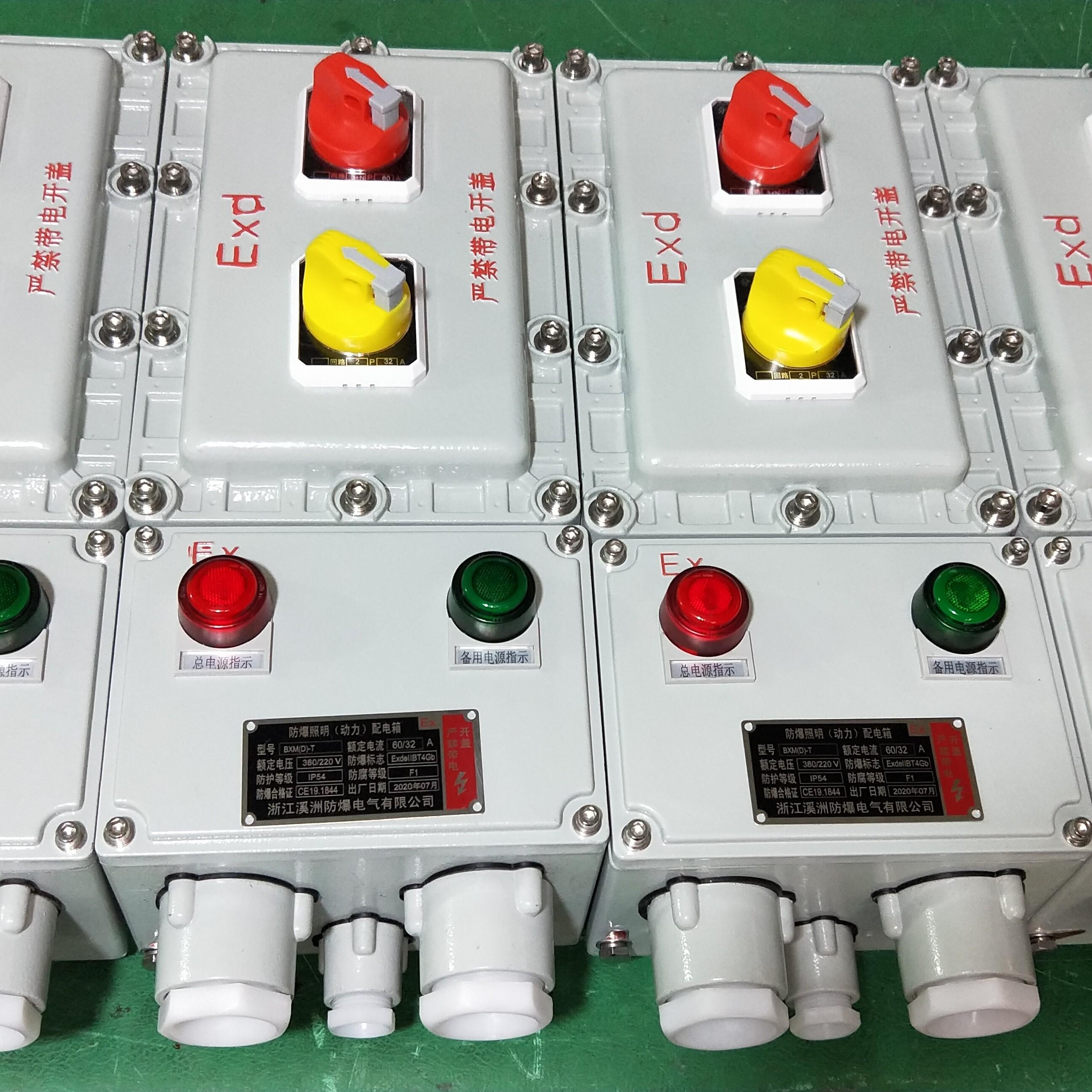 项目改造防爆配电箱