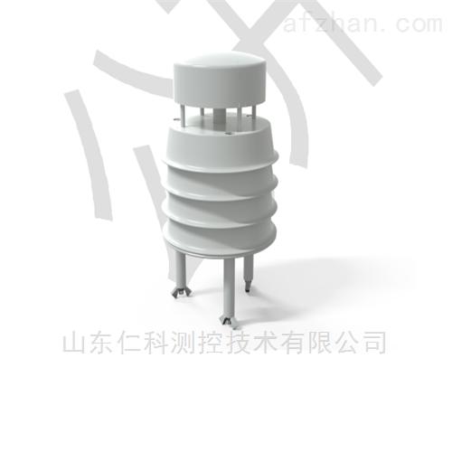 建大仁科小型超声波风速风向变送器