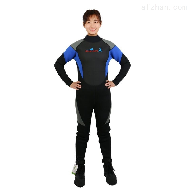 连体长袖保暖潜水服生产厂家