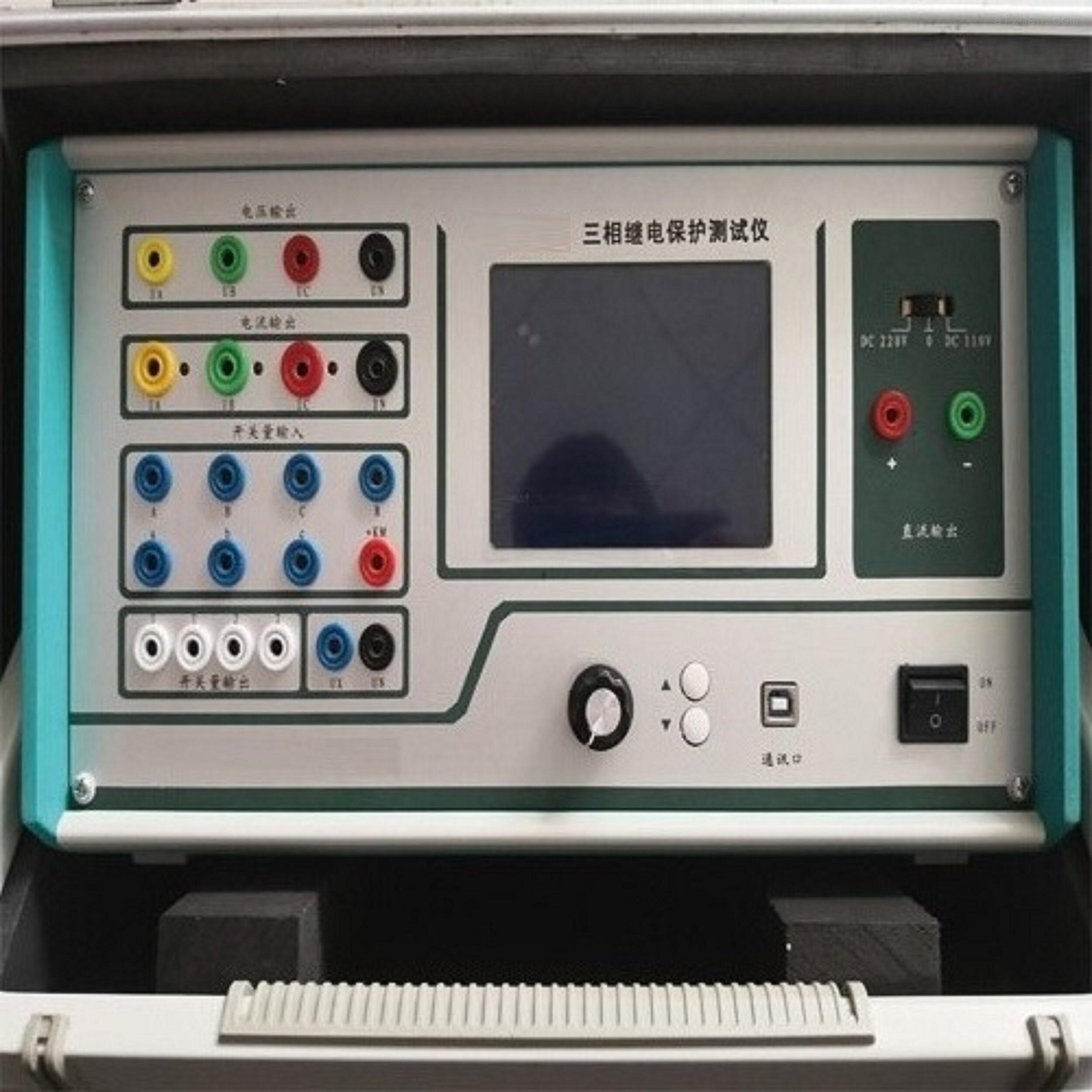 优质设备三相继电保护测试仪功率大