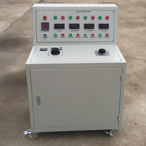 优质设备开关柜通电试验台功率大