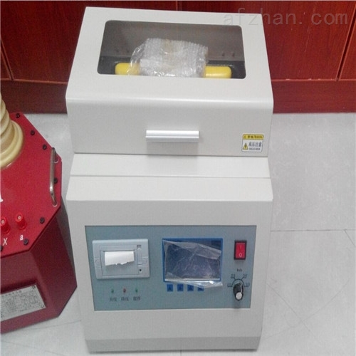 绝缘油介电强度测试仪承试设备