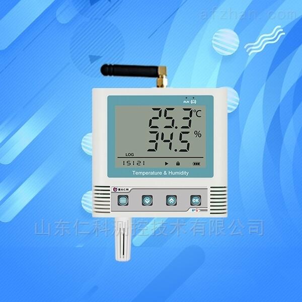 建大仁科远程温度监控大棚温湿度计