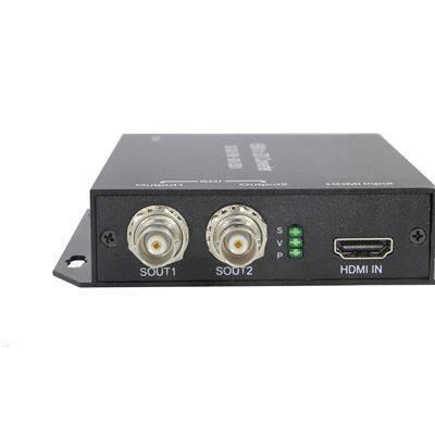 视频控制台用HDMI转SDI转换器