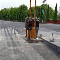 湖北老河口测温系统停车场收费系统安装