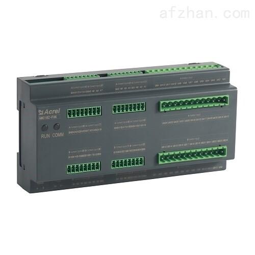 列头柜配电监控模块多回路电参量测量
