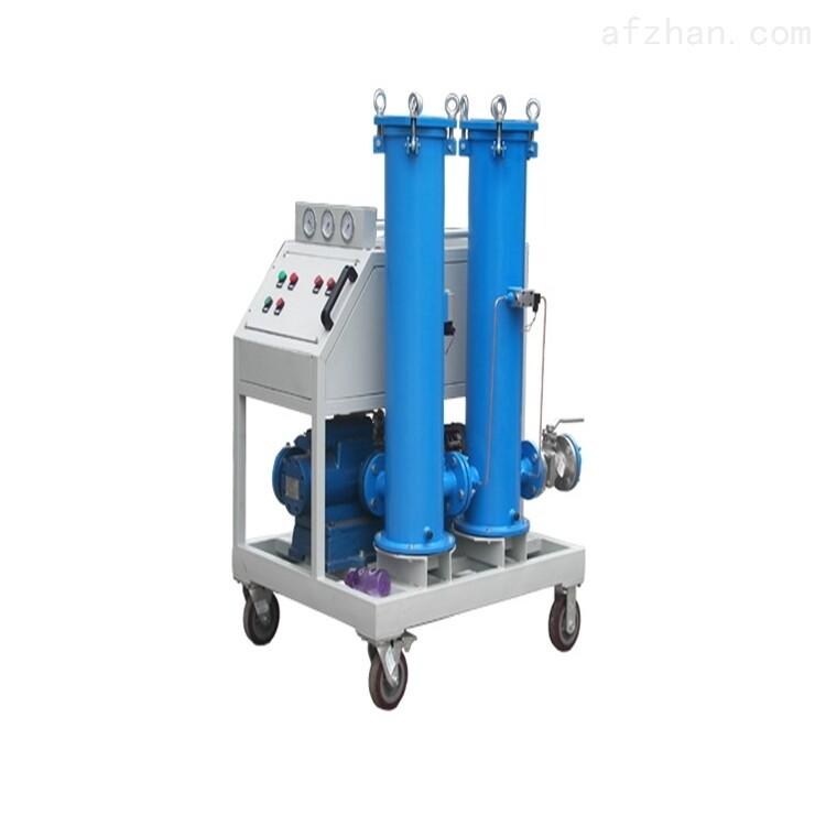 单级高效真空滤油机