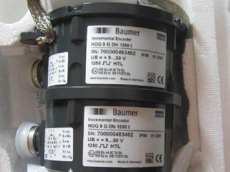 德国BAUMER HUBNER编码器HOG10