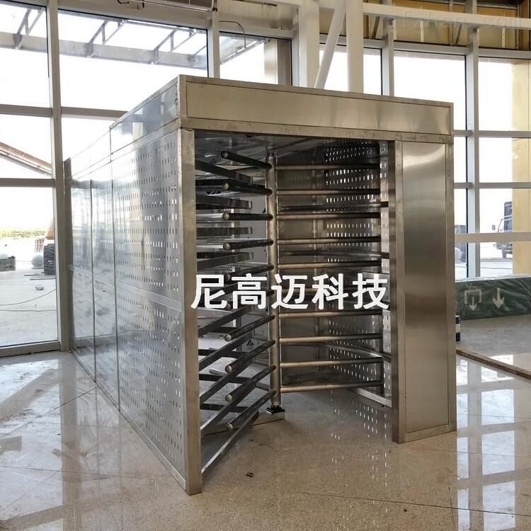 湛江高铁西站不锈钢单向闸机生产厂家