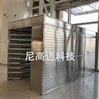NGM-Q018高铁站出口双层重叠式全高单向闸机定制
