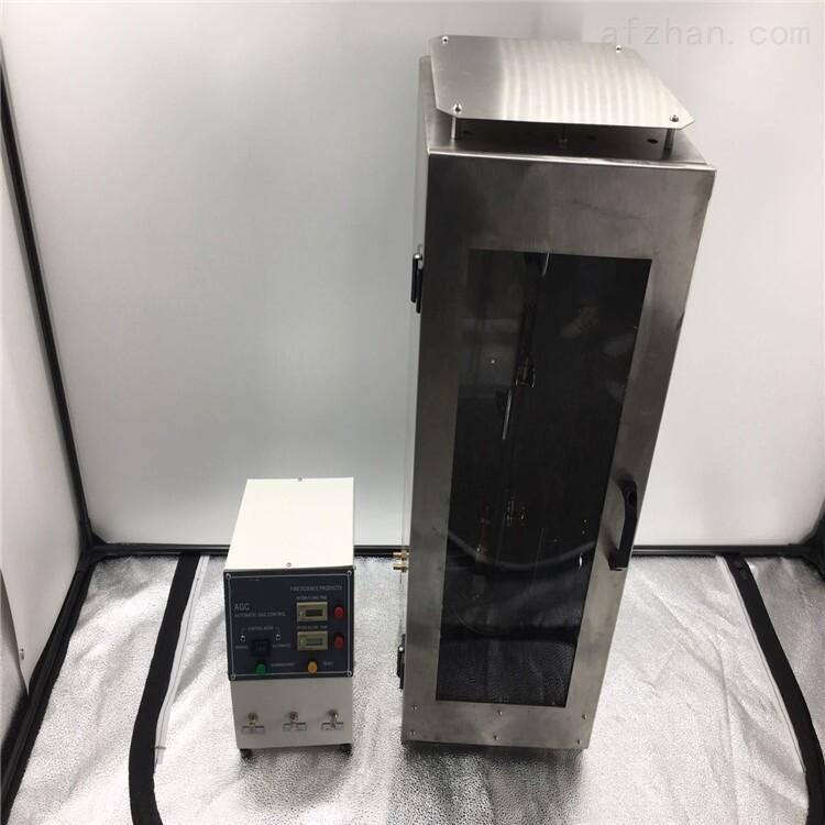 上海防护垂直燃烧测试仪工作特征