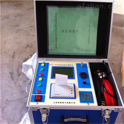 三级承试电力资质/变比测试仪