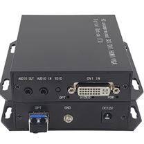 演播室用DVI光端机+1路音频 4K高清视频