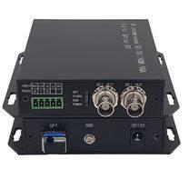 1路SDI+1路数据 多业务光端机