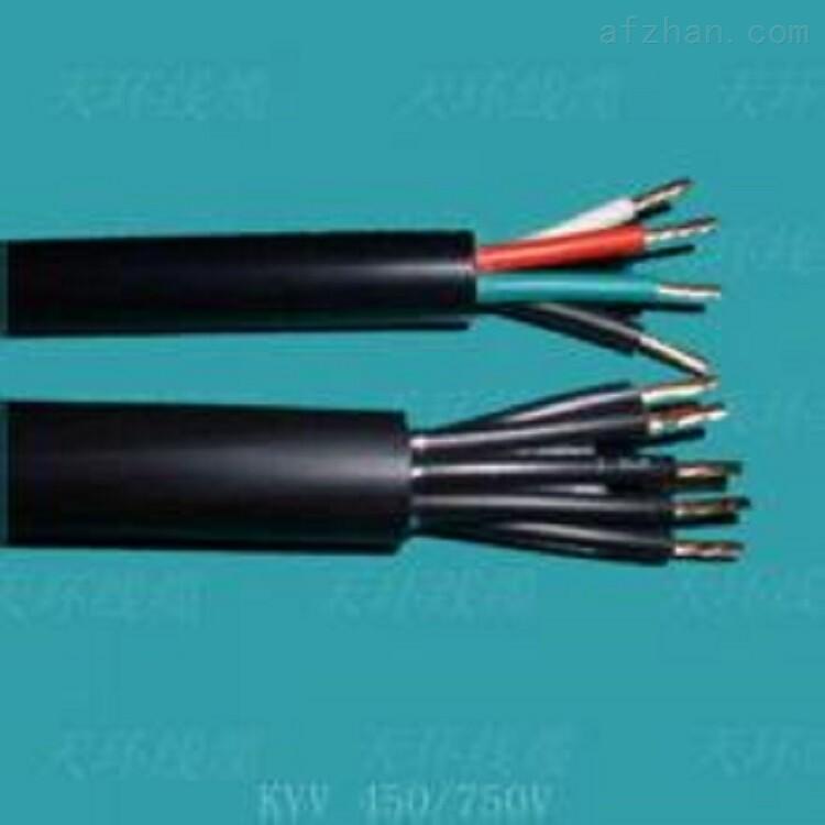 KVVRP-22屏蔽控制电缆KVVRP-22软芯铠装电缆