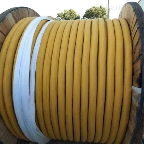 矿用复合电缆 中间加光缆结构