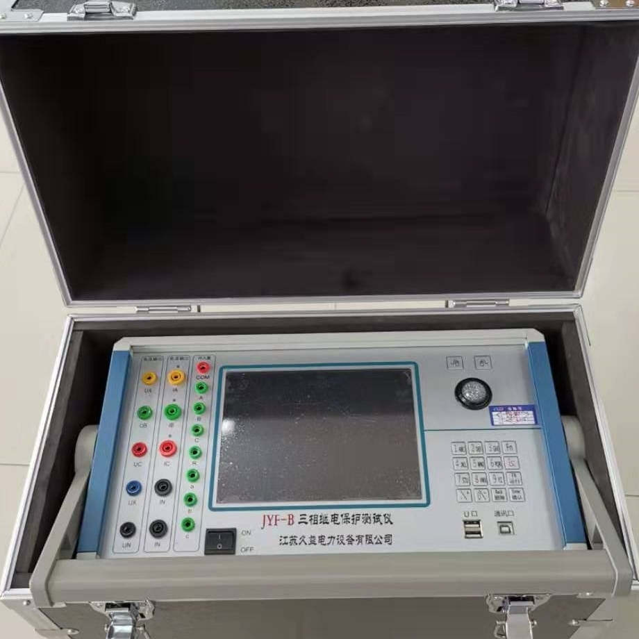 JBC-03三相微机继电保护测试仪