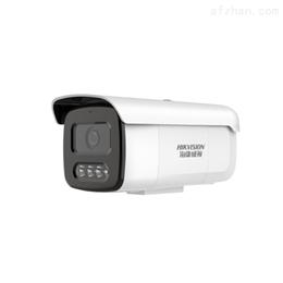 海康威视DS-2CD3T26WDA3白光全彩警戒摄像机