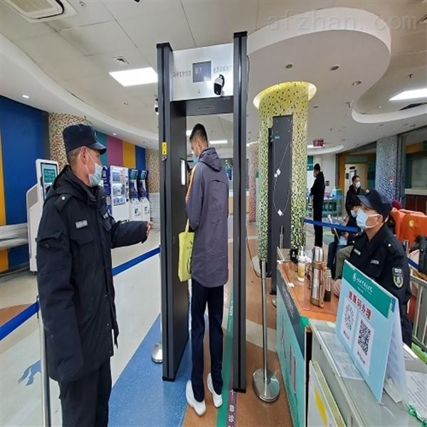 快速检测汽车站危险品探测门
