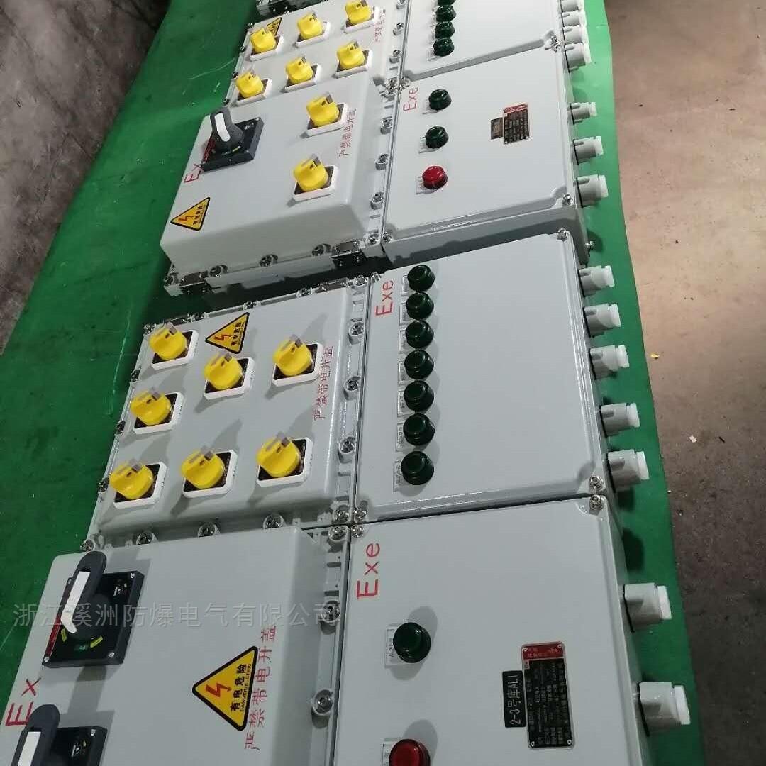 防爆配电箱照明动力电源箱