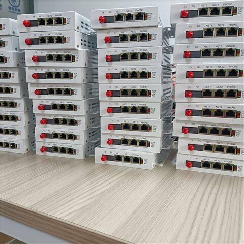 日立电梯主机DIS2000M-4L对讲数字光端机
