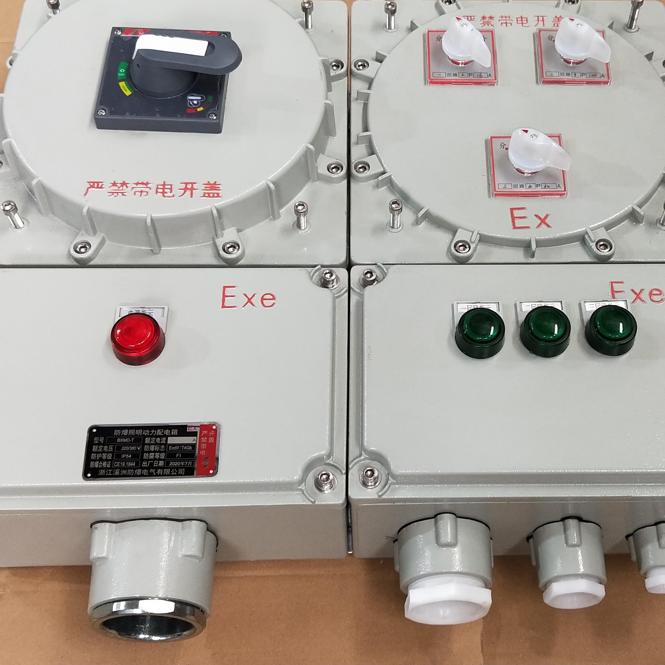 IICT6防爆配电箱