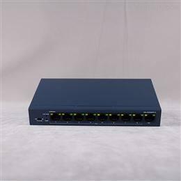 DS-3E0309P-E海康威视百兆高功率PoE交换机