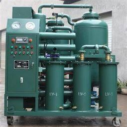 多功能双级真空滤油机装置