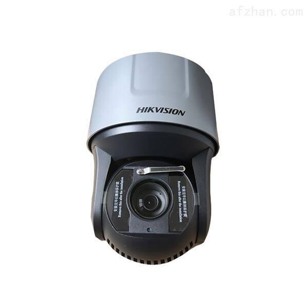 海康威视 400万黑光系列网络云台球型摄像机