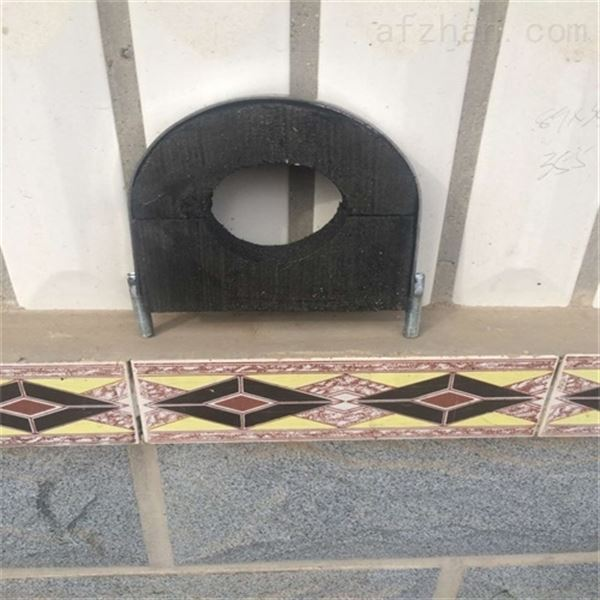 空调管道木托的作用 管道垫木支架报价