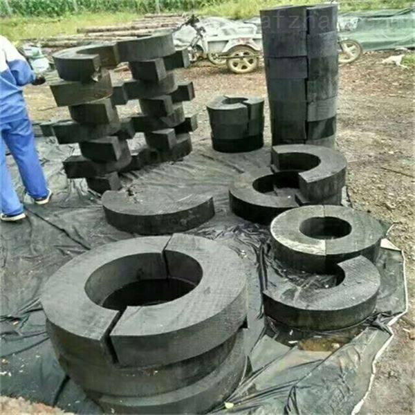 空调木托厂家 管道管径木管托
