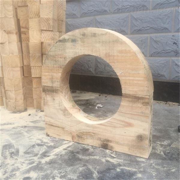 空调木托安装 空调保温层木管托介绍