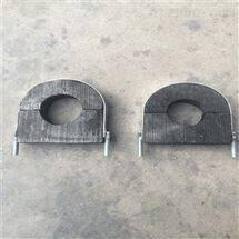 全圈空调木托 管道木托成品效果图