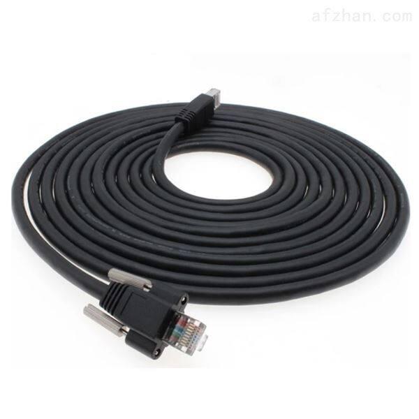 海康威视    千兆网线工业相机普柔网线3米