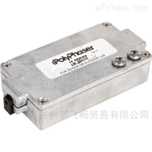 Polyphaser 2路保护 T1/E1 RS422/485防雷器